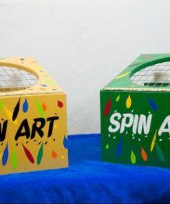 Spin Art Supplies
