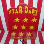 Star Dart Carnival Game